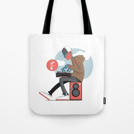 Scratch Nomade Tote Bag