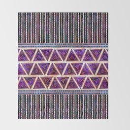 Ava Boho Mix Throw Blanket