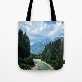 Wood as a chance of existence Tote Bag