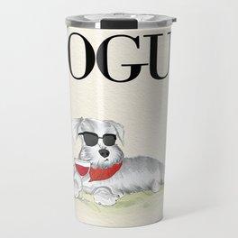 Dogue Travel Mug