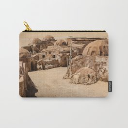 tataouine Tunisia Carry-All Pouch