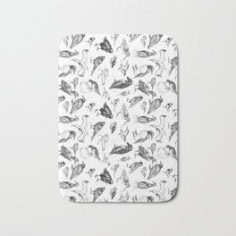 Manx Fauna - (British) Birds Bath Mat