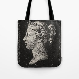 The Penny Black Postage Stamp Tote Bag
