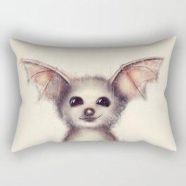 What the Fox? Rectangular Pillow