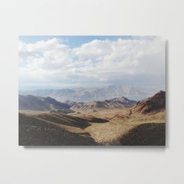 Lake Mead Metal Print