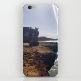 Cliffside Bungalow iPhone Skin