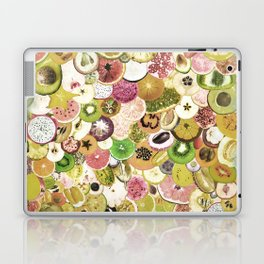 Fruit Madness (All The Fruits) Vintage Laptop & iPad Skin