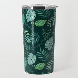 Leafy Palms Travel Mug