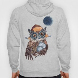 Owl mother Hoody