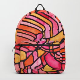 Sunset Soiree Medallion Backpack