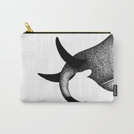 Maasai Tusks Carry-All Pouch