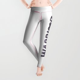 WARRIOR THE FVCK UP Leggings