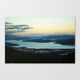 Sandpoint Idaho Canvas Print