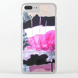 Nr. 632 Clear iPhone Case