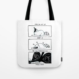 Responsibilities Tote Bag