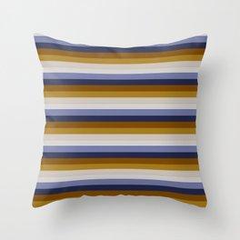 strips Throw Pillow