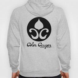 Color Casper Mural Project Blooming Logo Hoody