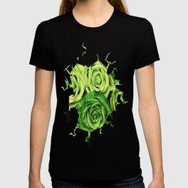 Green Roses T-shirt
