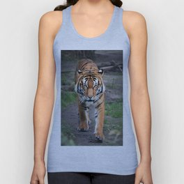 The Bengal Tiger Unisex Tank Top