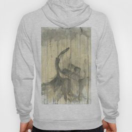 """PIANO. A SERIES OF WORKS """"MUSIC OF THE RAIN"""" Hoody"""