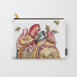 Hive Carry-All Pouch