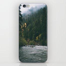 East Fork Hood River iPhone Skin