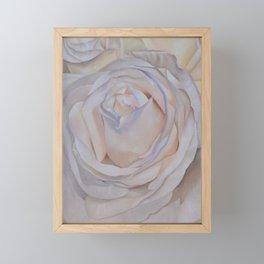Blushing Hearts by Teresa Thompson Framed Mini Art Print