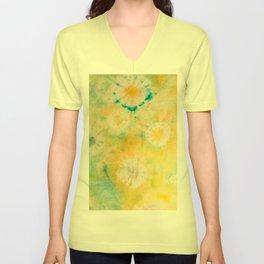 zen garden Unisex V-Neck