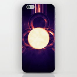 PONG #3 iPhone Skin