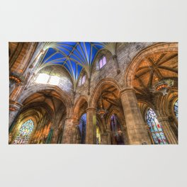 St Giles Cathedral Edinburgh Rug