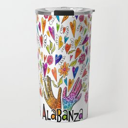 Alabanza Travel Mug