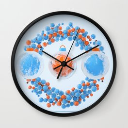 TOYz Wall Clock