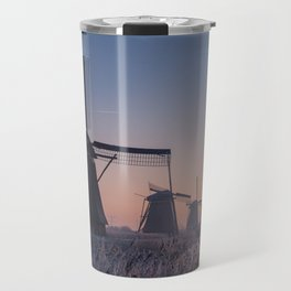 Sunrise at Kinderdijk II Travel Mug