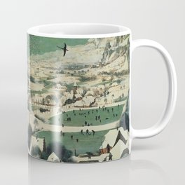 HUNTERS IN THE SNOW - BRUEGEL Coffee Mug