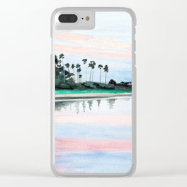 Crystal Water Clear iPhone Case