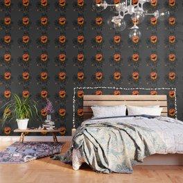 Happy Halloween Pumpkin Moon Wallpaper