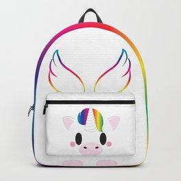 Unicorn Block Backpack