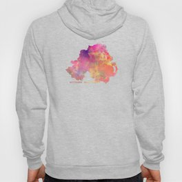 Northern Ireland #map #ireland Hoody