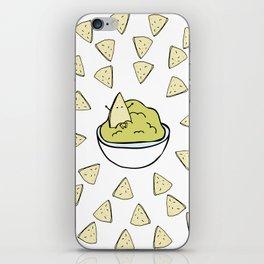 Chips'n'dip iPhone Skin