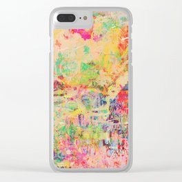 City Heart Clear iPhone Case