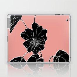 Desert Lantern - Abutilon leucopetalum Laptop & iPad Skin