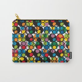 POP - Circles Carry-All Pouch