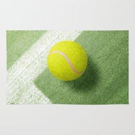 BALLS / Tennis (Grass Court) Rug