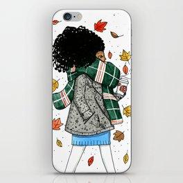 Fall Fave iPhone Skin