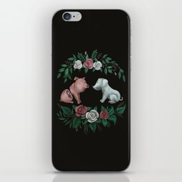 Fuck Speciesism iPhone Skin