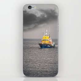 RNLI Lifeboat iPhone Skin