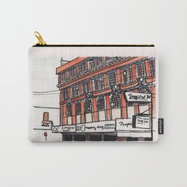 Philippines : Calvo Building Carry-All Pouch