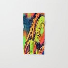 Artistic Marley Hand & Bath Towel
