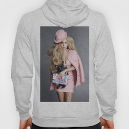 Ga Ga Gone Art Hoody