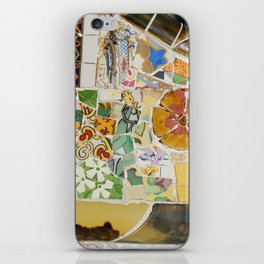 Parc Güell iPhone Skin